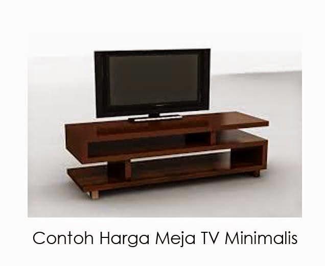 harga rak tv kecil murah: Harga meja tv