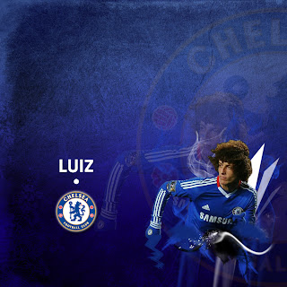 David Luiz Chelsea Wallpaper 2011 1