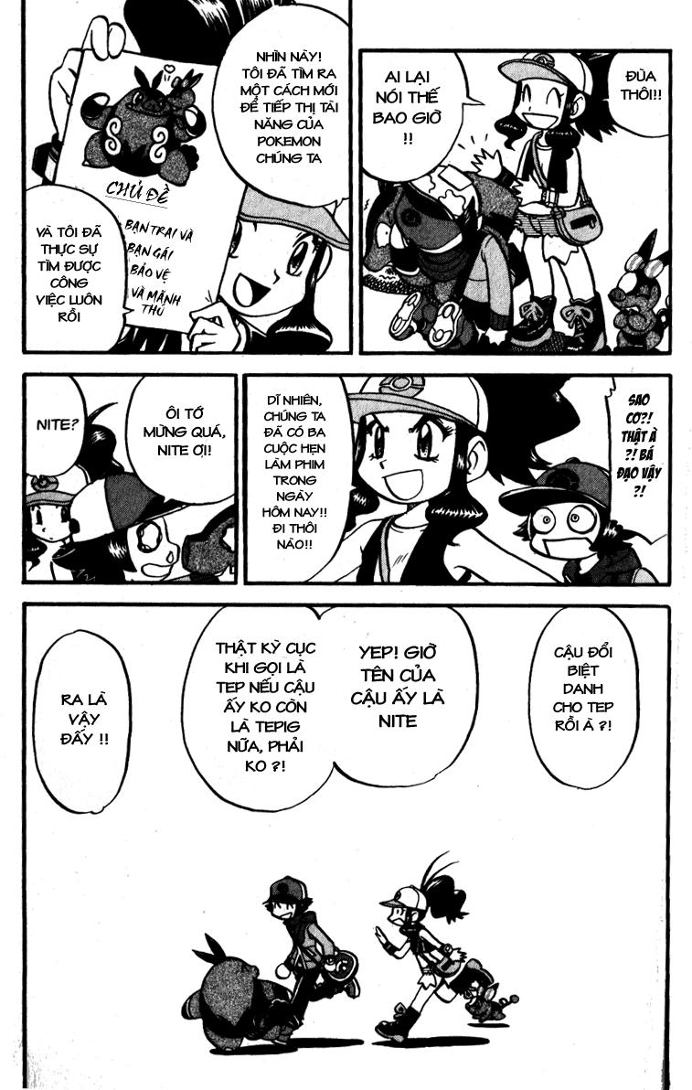 Pokemon Special Chap 479 - Next Chap 480
