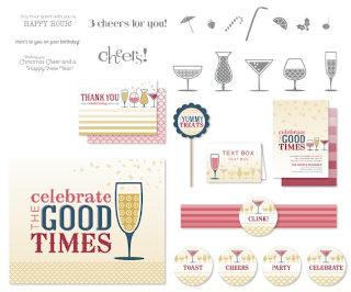 Happy Hour Ensemble - Digital Download  http://jennsavstamps.stampinup.net