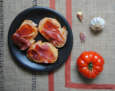 recette pain tomate