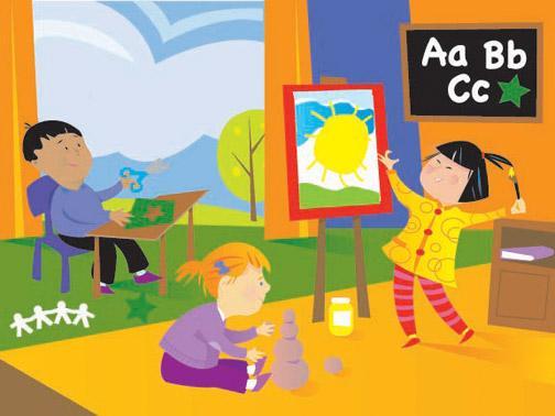 imagens jardim infancia: Jardim de Infância dos Cotovios: O Jardim de Infância por Eduardo