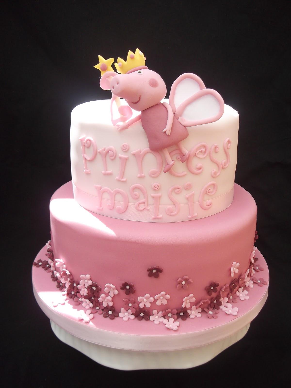 cakes by karen peppa pig cake