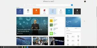 Microsoft Edge, Nama Browser Terbaru di Windows 10