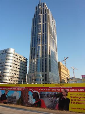 Millenium Tower en Rotterdam