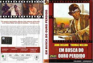 EM BUSCA DO OURO PERDIDO