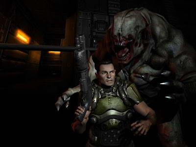 Doom 3 PC game