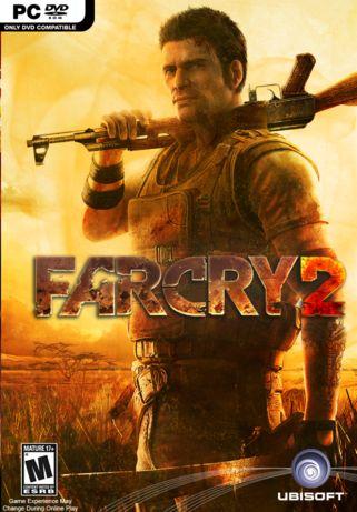 Criticas: Far Cry 2   Tudo que eu gosto