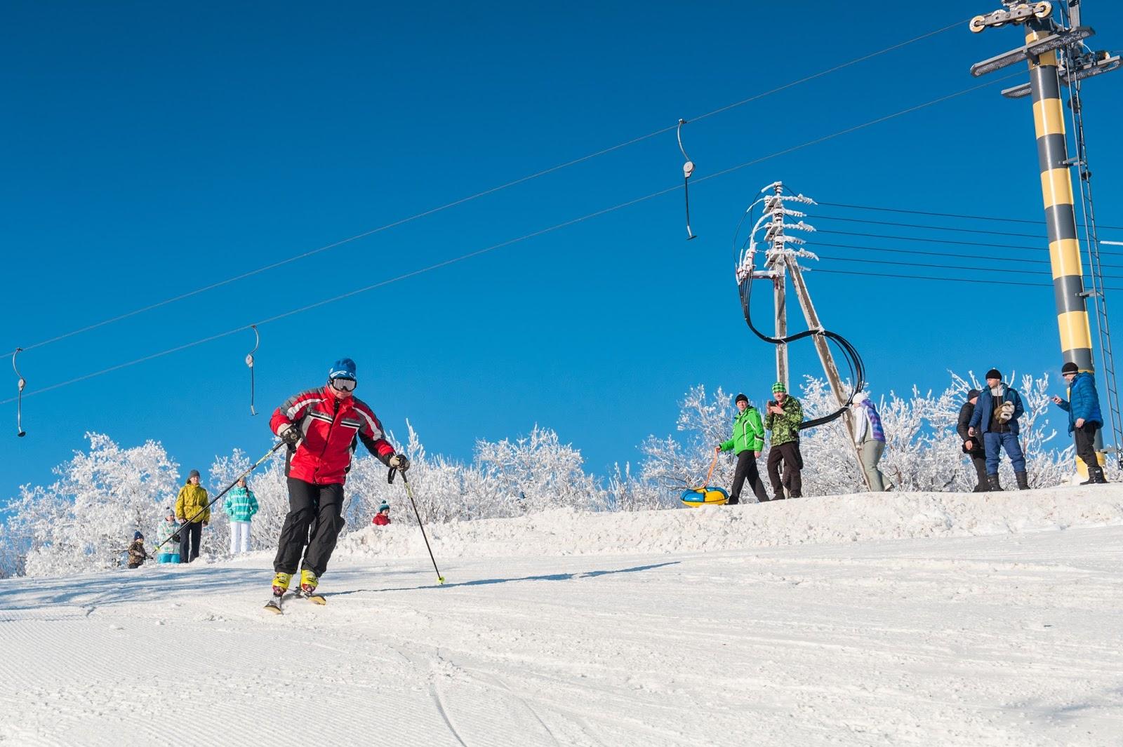 лыжная база эдельвейс балаково