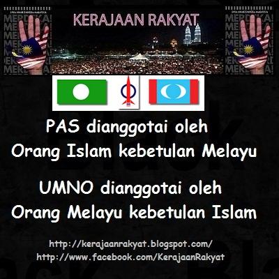 orang umno betul tentu islam