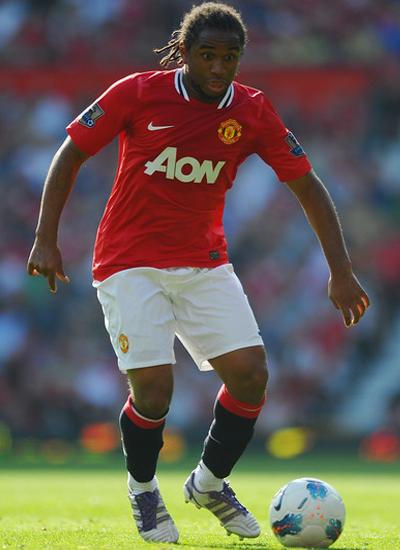 Anderson Manchester United vs Norwich City