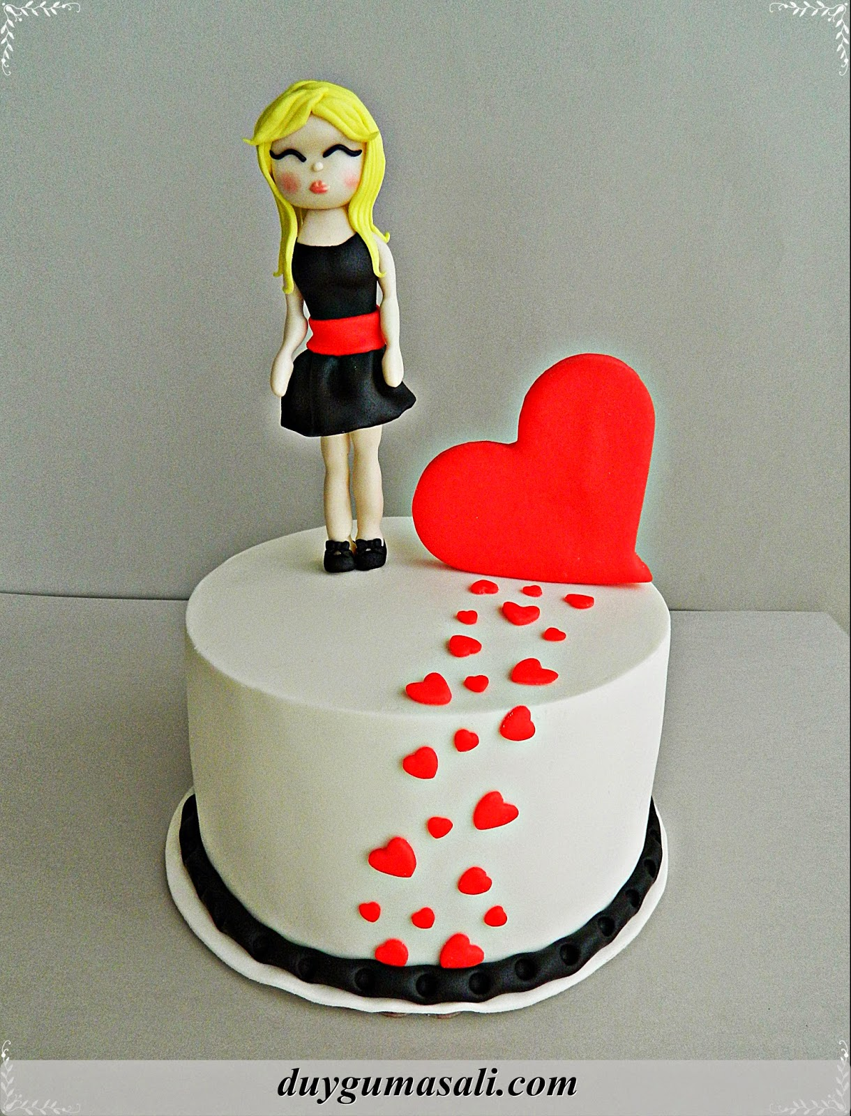 doğum günü butik pasta