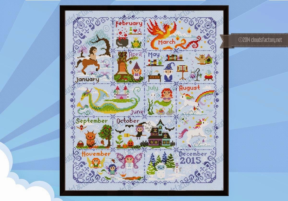 http://cloudsfactory.net/magical-creatures-calendar.html