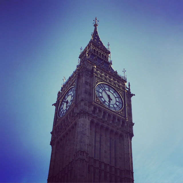Big Ben Clock Tower London