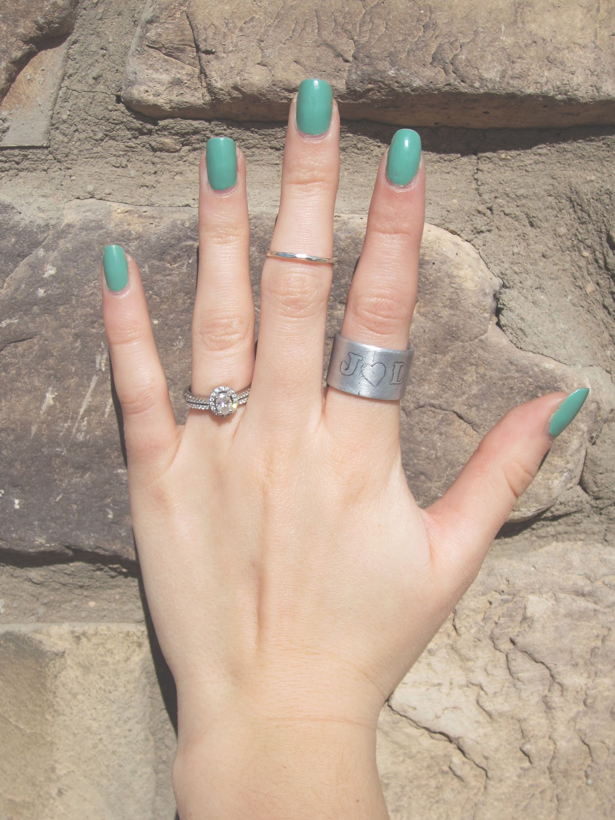 Fashion Love & Lauren: pure impressions stamp ring review