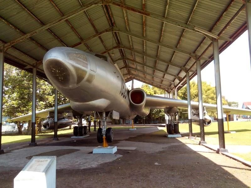 TU-16 di Museum Mandala Jogja | www.thefakawitraveller.com