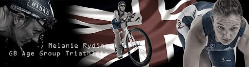Melanie Ryding, GB Age Group Triathlete