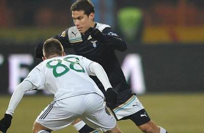 FC Vaslui 0 - 0 Lazio (1)