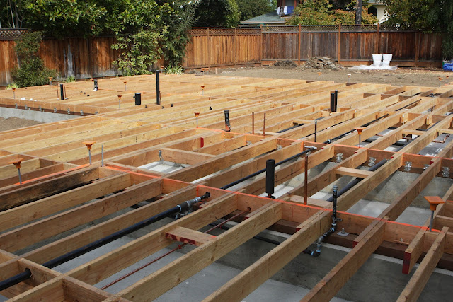 homecrunch subfloor construction amp tricks to avoid a trick or read door decorating freebies and more