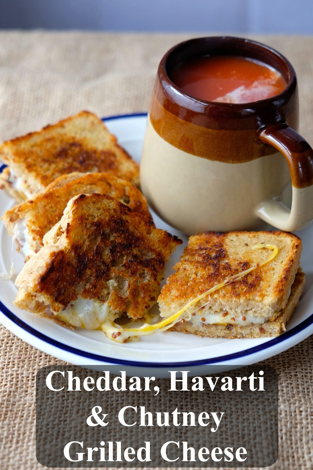 Farm Fresh Feasts: Grilled Cheese with Cheddar, Havarti ...
