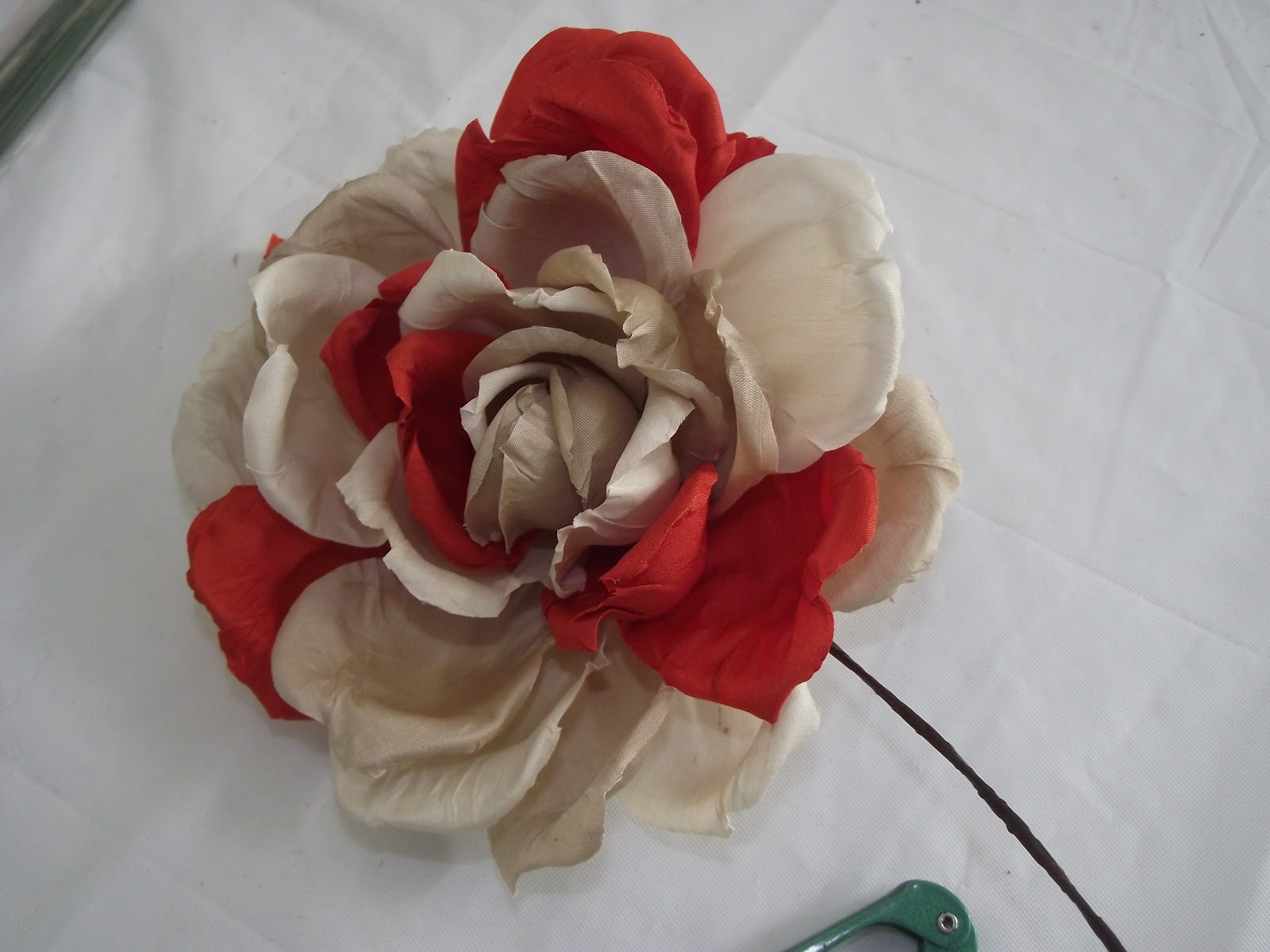 Love hats how to make silk flowers the rose mightylinksfo