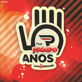 FORRÓ PEGADO - CD PROMOCIONAL DE VERÃO 2013