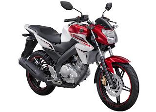 Harga motor yamaha Vixion
