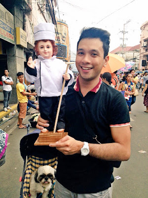 Cedric Lucero of CebuStreetJournal.com