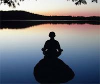 jóga meditáció éberség