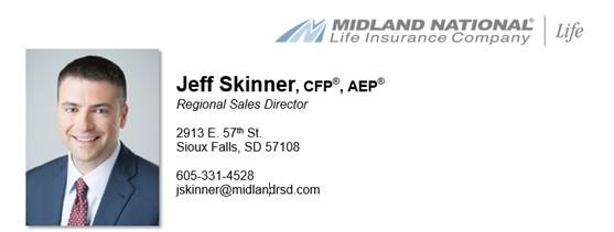 Jeff Skinner - Regional Sales Director