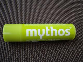 Rumiankowy dotyk na mych ustach- czyli pomadka MYTHOS