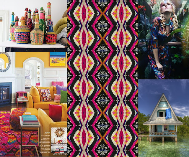 tropical-colors-inspiration-board