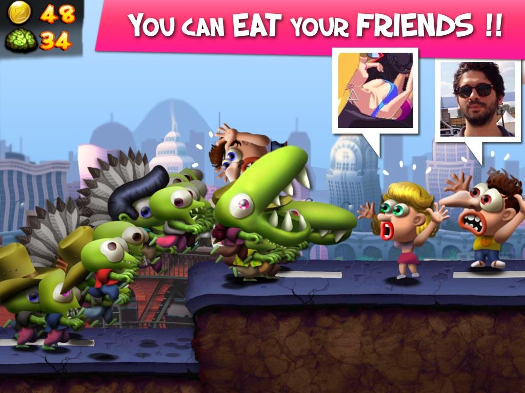 Games Zombie Tsunami Android Apk Asik - 1