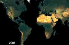 Time Lapse videos de Google sobre el cambio climático