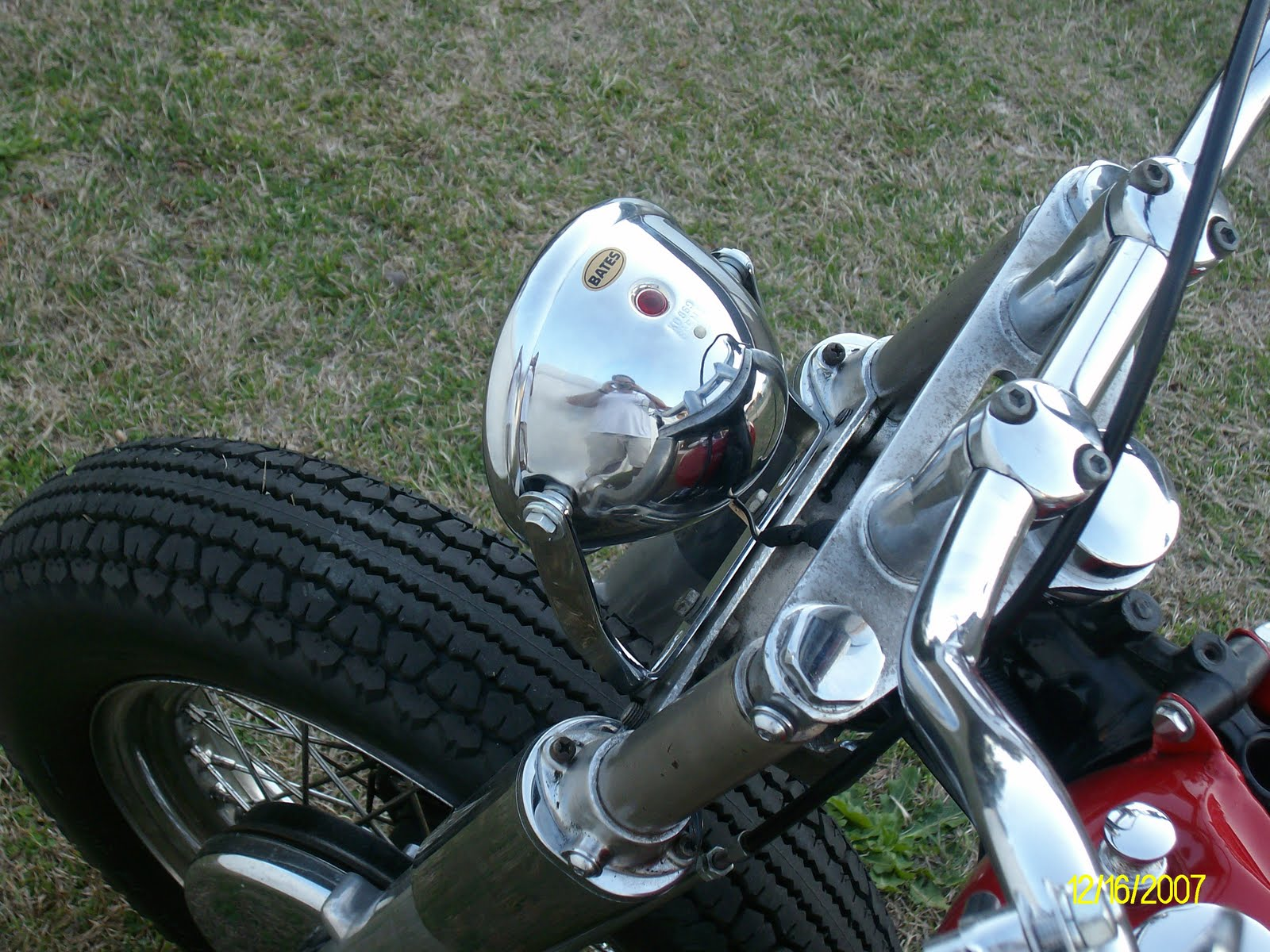 love cycles  1954 FL PANHEAD BOBBER 4 SALE