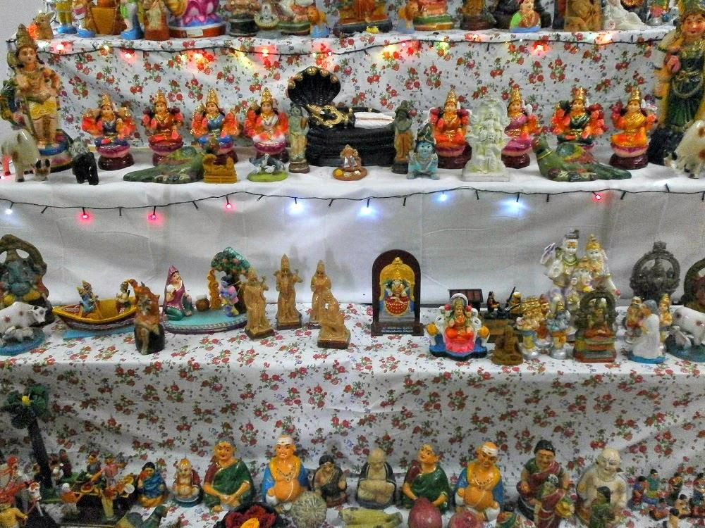 Navarathri Golu Decoration