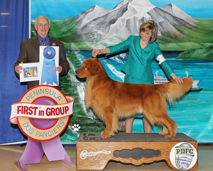Nancy Talbott Dog Show Judge