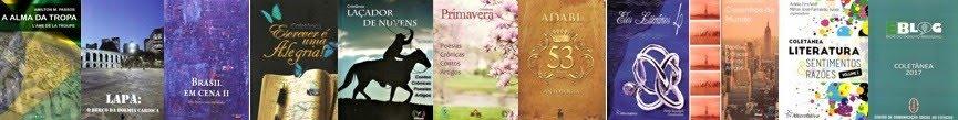 Amilton Passos em Contos, Crônicas e Poesias
