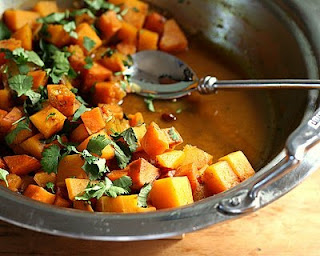 Sweet Potato & Butternut Squash Tagine