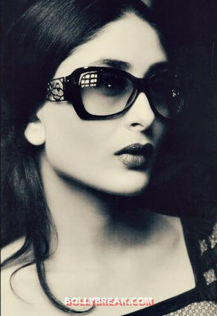 Kareena Kapoor with Glasses - Which Actress looks the Best in Glasses?