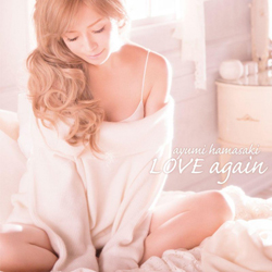 Album art + track listing: Ayumi Hamasaki - LOVE again [CD + DVD] | randomjpop.blogspot.co.uk