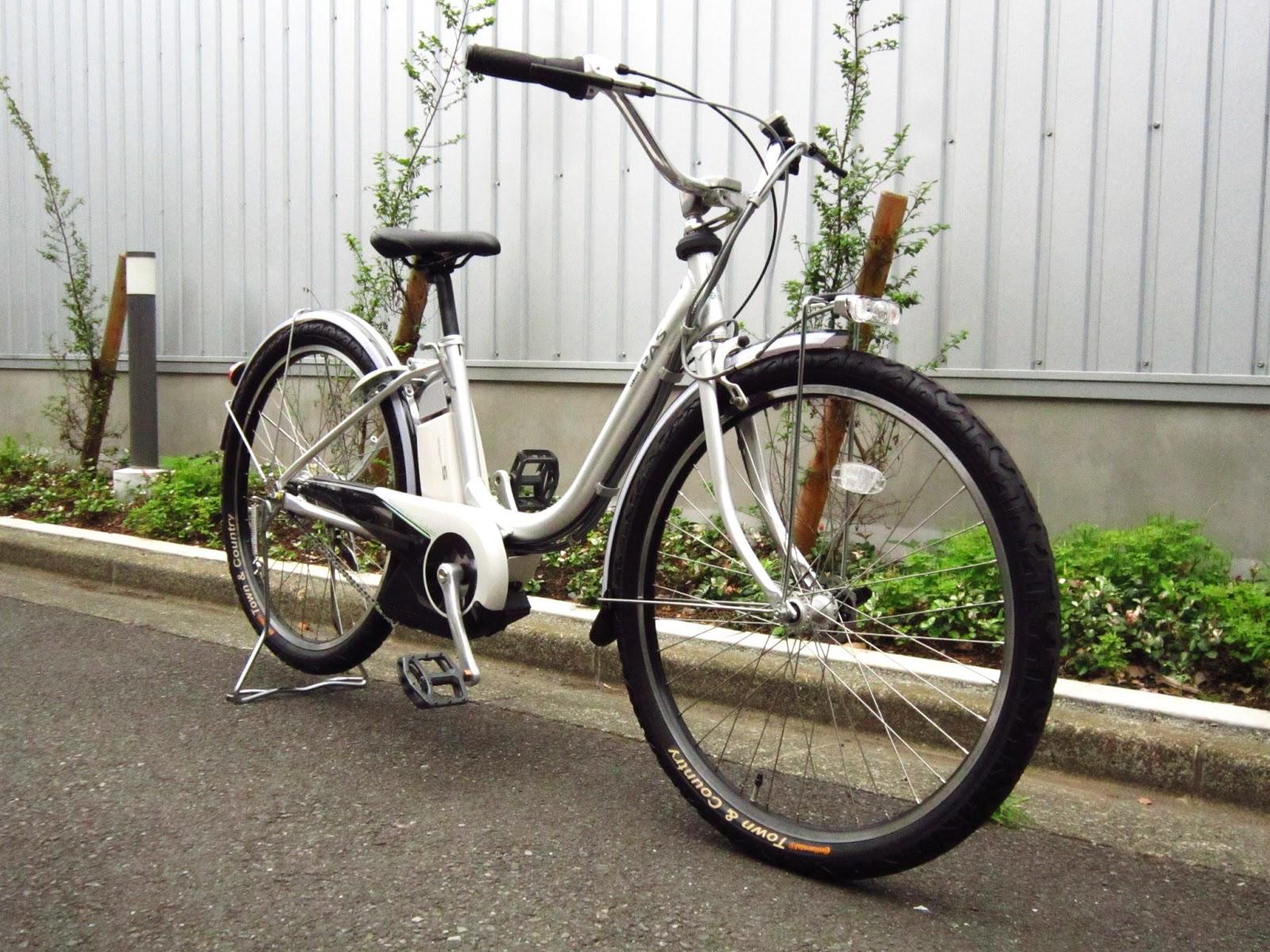 ... アシスト自転車 改造の画像