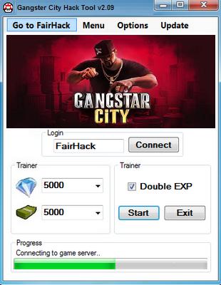 Java игра gangster town