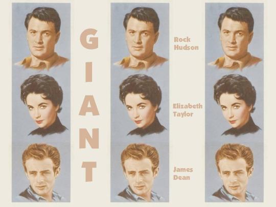"""""""GIANT"""" (1956)"""