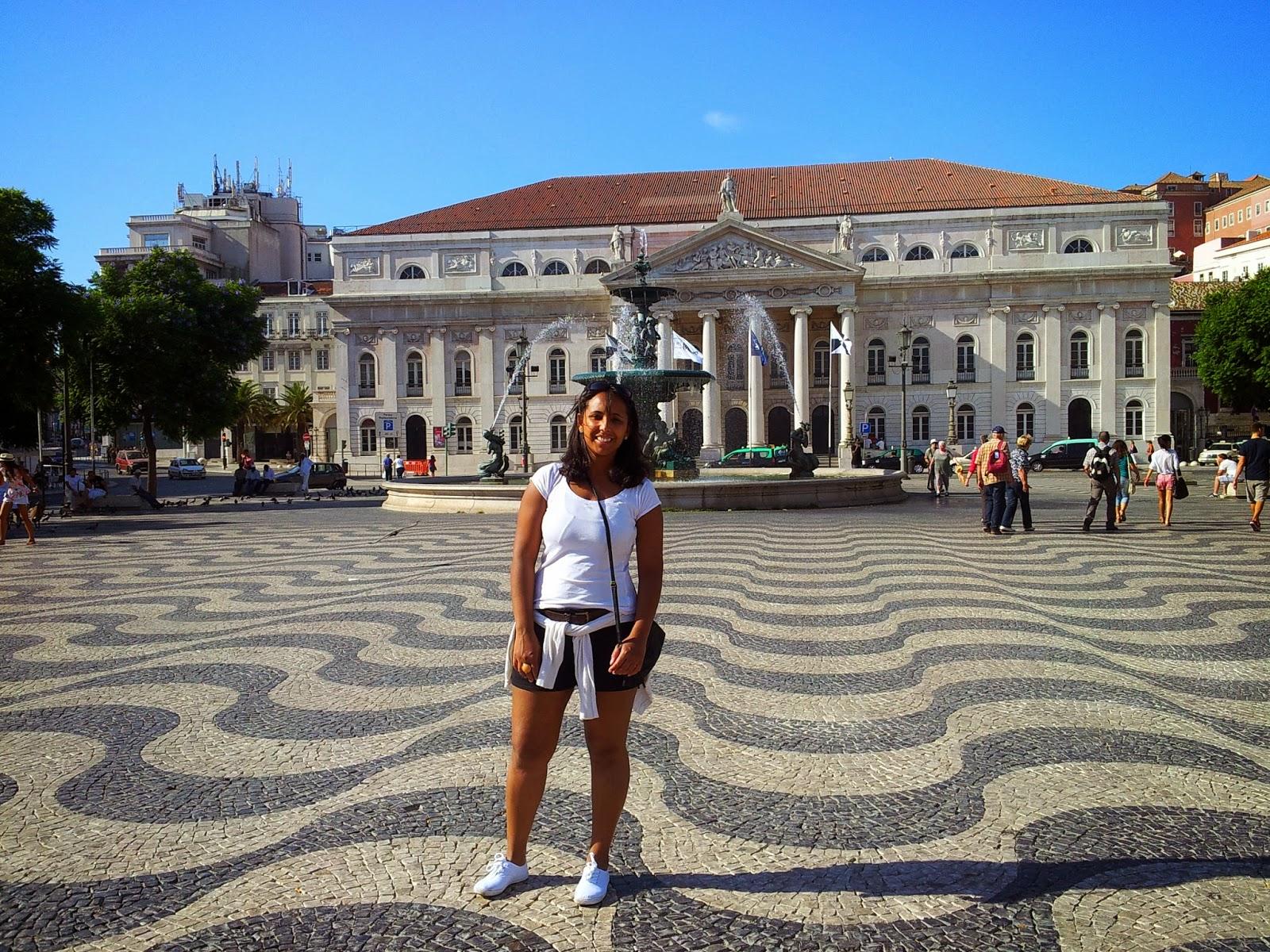 Lisboa, Portugal - De Mochila pela Europa! - Viviane Rodrigues