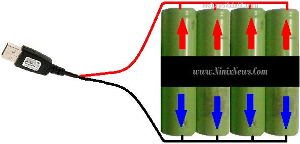 Cara Buat Power Bank Sendiri