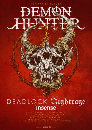 Demon Hunter 2012