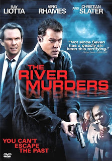 Filme Poster The River Murders DVDRip XviD & RMVB Legendado
