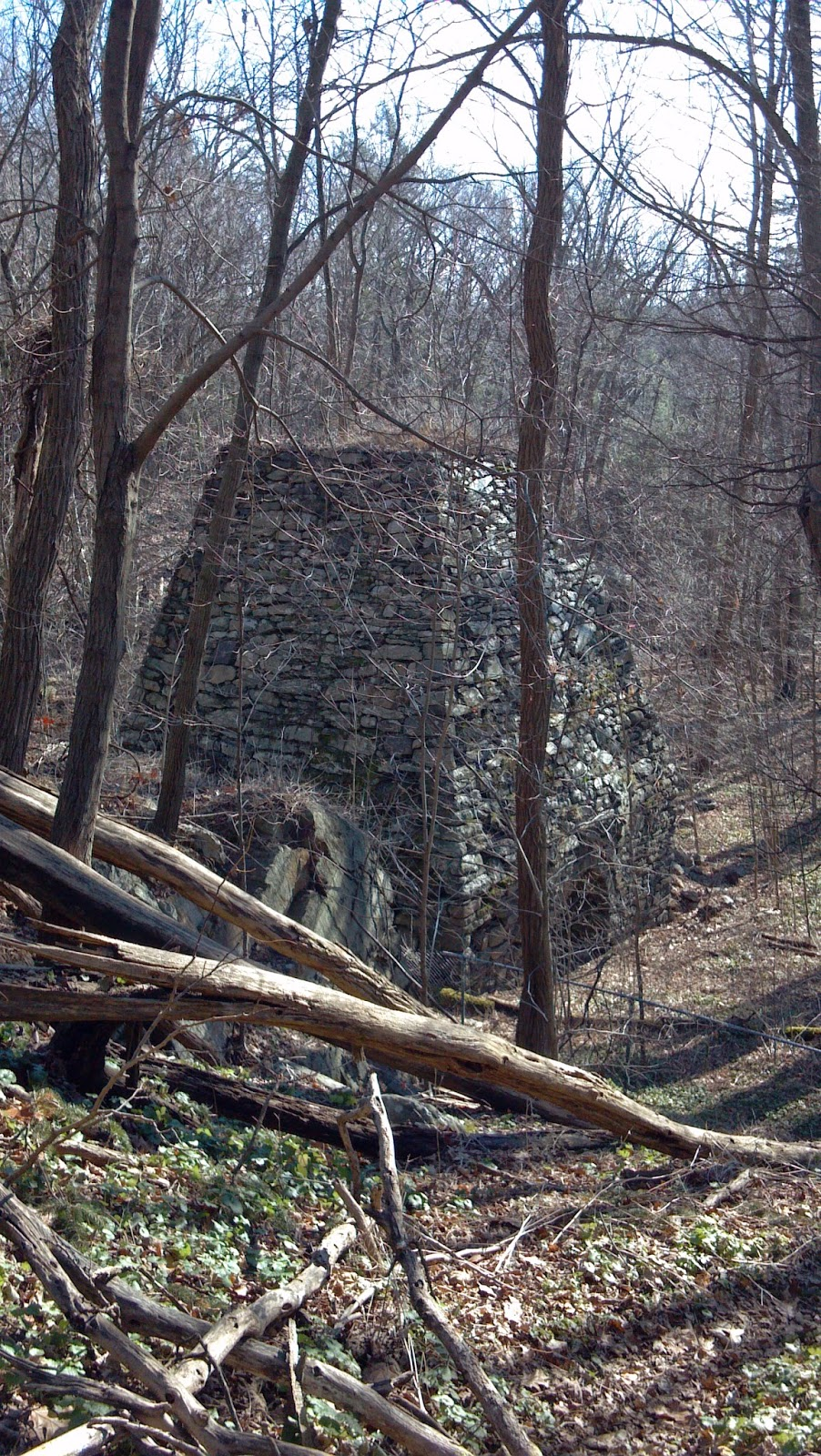 Clinton Road, West Milford, Clinton Furnace, Hidden New Jersey