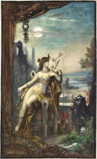 Cléopatre, Moreau